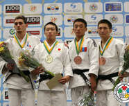 KAMAL FIKRI VICE CHAMPION DU MONDE JUNIORS 2014